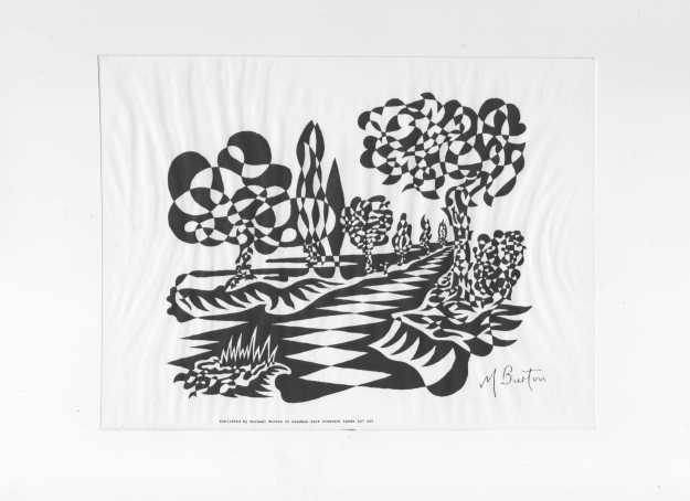 006. 1966-7. River, Skelldale. Alternate shading, black.